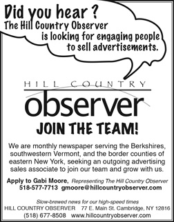 Work for the Observer!