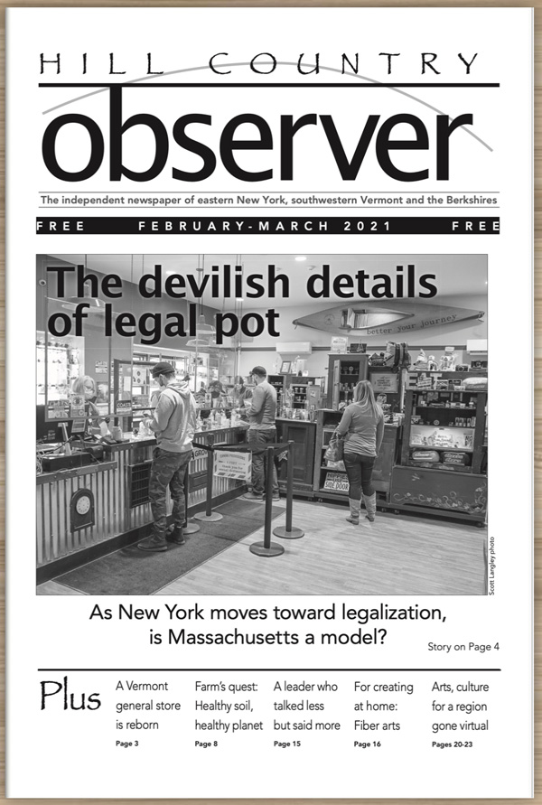 Hill Country Observer February-March issue