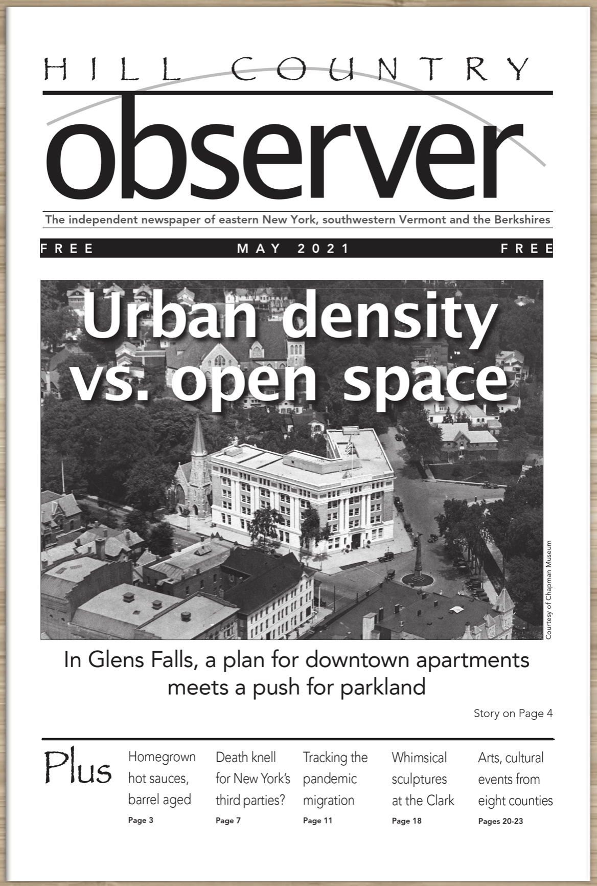 Hill Country Observer May 2021 issue