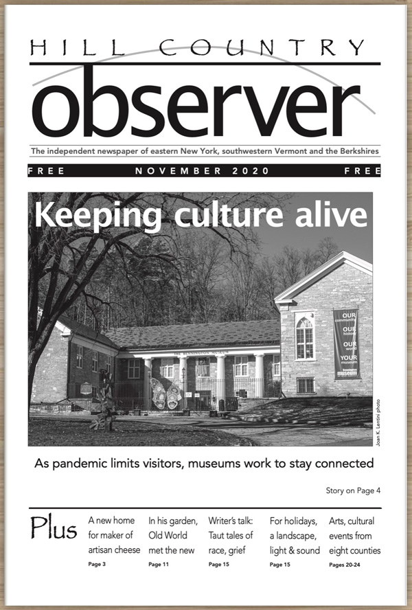 Hill Country Observer November 2020 issue