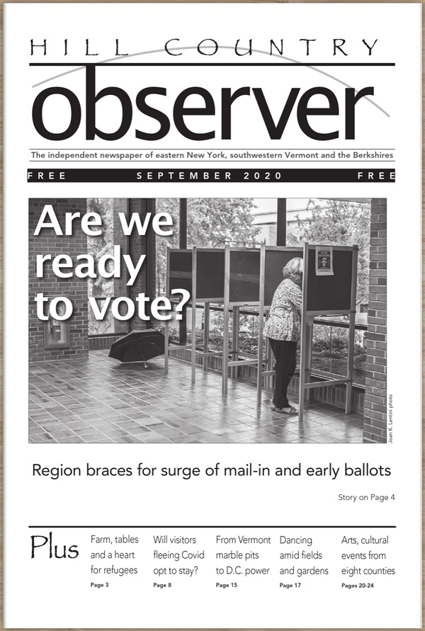 Hill Country Observer September 2020 issue